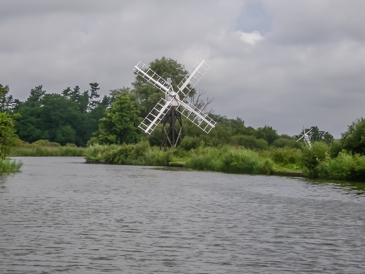 Windmills of the Norfolk Broads (from thearchive)