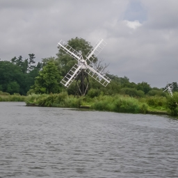 Windmills of the Norfolk Broads (from the archive)